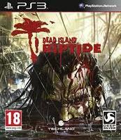 Dead Island Riptide ( PS3 )