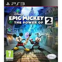 Disney Epic Mickey 2: The Power of Two ( PS3 )