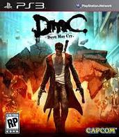 DmC Devil may Cry ( PS3 )