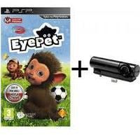 EyePet Essentials + Камера ( PSP )