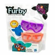 Furby Очки для Фёрби (фиолетовые и оранжевые)