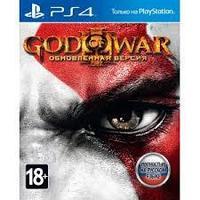 God of War : Обновленная версия ( RUS ) ( PS4 )