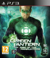 Green Lantern: Rise of the Manhunters ( PS3 )