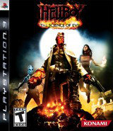 Hellboy: The Science of Evil ( PS3 )