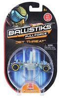 Hot Wheels Ballistiks Jet Threat Хот Вилс Машинка трансформер