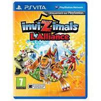 Invizimals: The Alliance ( PS Vita )