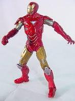 Iron Man Hero, Hasbro Фигурка базовая Железный человек, 5 см