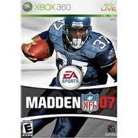 Madden NFL 07 ( Xbox 360 )