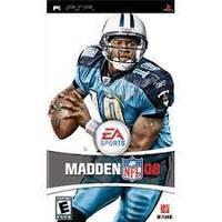Madden NFL 08 ( PSP )