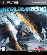 Metal Gear Rising: Revengeance ( PS3 )