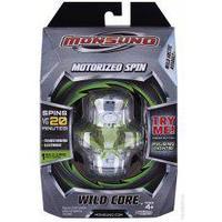 Monsuno Motorized Spin Wild Core Монсуно Дикая капсула с двигателем со свет. эфф