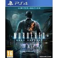 Murdered : Soul Suspect - Limited edition ( RUS ) ( PS4 )