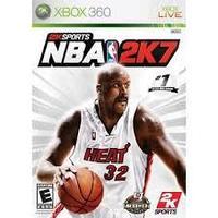 NBA 2K7 ( Xbox 360 )