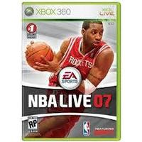 NBA live 07 ( Xbox 360 )