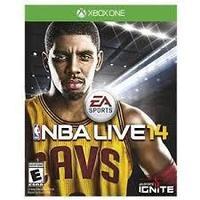 NBA Live 14 ( Xbox One )