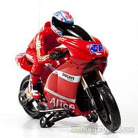 NewRay R/C Ducati Desmosedici Радиоуправляемый мотоцикл Дукати, красный