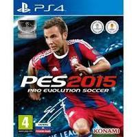 PES 2015 ( RUS субтитры ) ( PS4 )