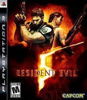 Resident Evil 5 ( PS3 )