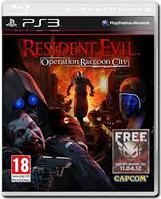 Resident Evil: Operation Raccoon City ( PS3 )