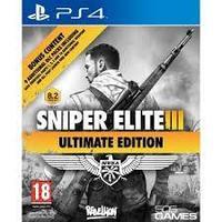 Sniper Elite 3 : Ultimate Edition ( RUS ) ( PS4 )