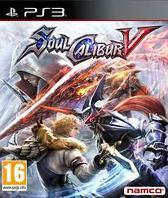 Soulcalibur V ( PS3 )