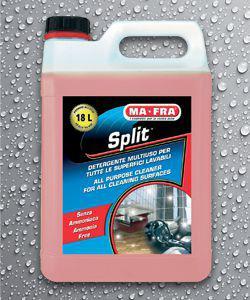 Очиститель стекол (концентрат) SPLIT