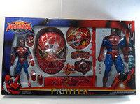 Spider Man Fighter Warrior 1033A Человек Паук Игровой набор