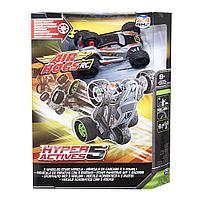 Spin Master Air Hogs R/C Hyper Actives 5 Радиоуправляемый Вездеход-каскадер, 5-ти колесный, 20057923