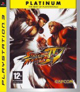Street Fighter 4 ( PS3 )