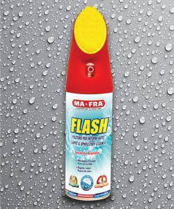 Пенный очиститель салона (для алькантары) FLASH SPRAY