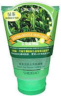 Пиллинг для лица SHILIBAO - Зеленый чай