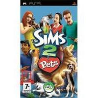 The Sims 2 Pets ( PSP )