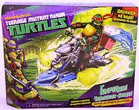 TMNT Teenage Mutant Ninja Turtles Черепашки Ниндзя Гидроцикл, фото 1