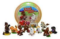 Toffee Emotion Pets Мини фигурки Пони, разные