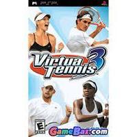 Virtua Tennis 3 ( PSP )