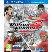 Virtua Tennis 4 ( PS Vita )