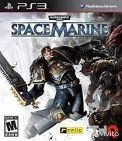 Warhammer 40000: Space Marine ( PS3 )