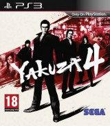 Yakuza 4 ( PS3 )