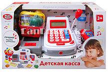 """""""Детская касса"""" развивающая игрушка (игрушечный супермаркет)"""