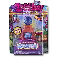 Zoobles Inches, Spin Master Зублс Гусеничка с подсветкой в домике