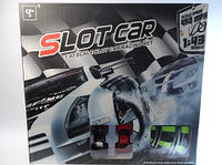 Автотрек Slot Car Racing Set Управляемый с двумя машинками, 690 см