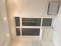 Балконная дверь с окном