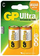 Батарейки GP Ultra Alkaline Battery / C (2 шт.)