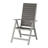 Кресло садовое ШЭЛЛАНД регулируемая спинка ИКЕА, IKEA