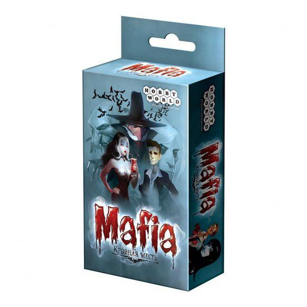 Настольная игра: Мафия. Кровная Месть: Компактная версия