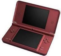 Игровая приставка Nintendo DSi XL (бордовая)