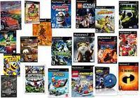 Игры на PS2 ( в ассортименте ) ( в упаковке ), фото 1