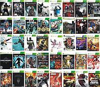 Игры на Xbox360 ( в ассортименте ) ( без упаковки ) ( прошивка LT 2.0 )