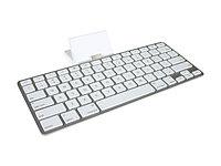 Клавиатура Док-станция Apple ipad Keyboard Dock MC533LL/B, белая