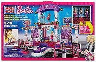 Конструктор Mega Bloks Barbie Сцена для суперзвёзд Барби, 290pcs, фото 1